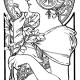 MUCHA – plume 1899 – MOLOTOW