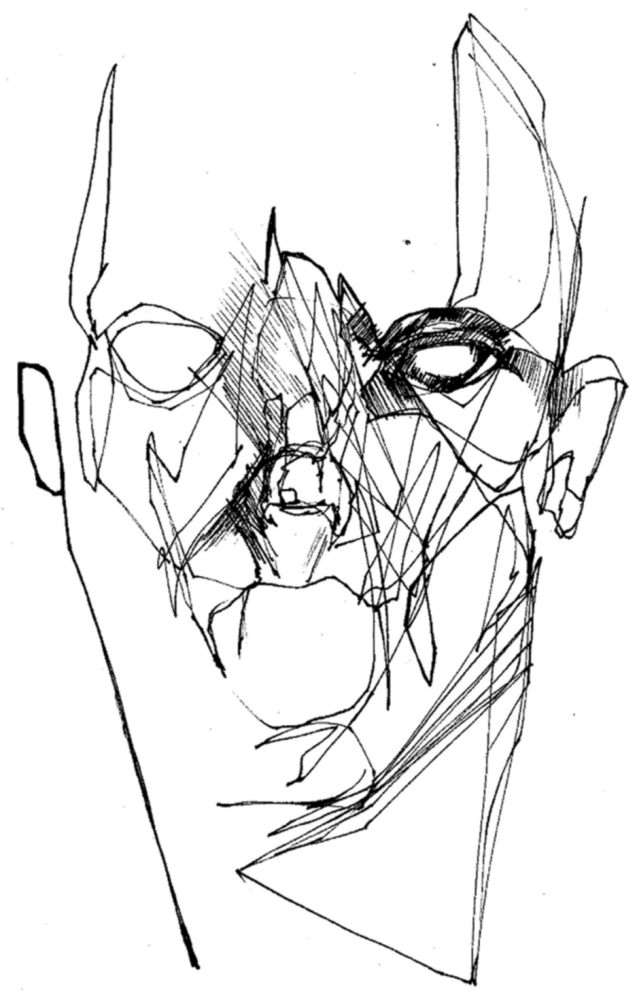 [RENDER/PAPER] Esquisse 3 – Antistatik / MOLOTOW