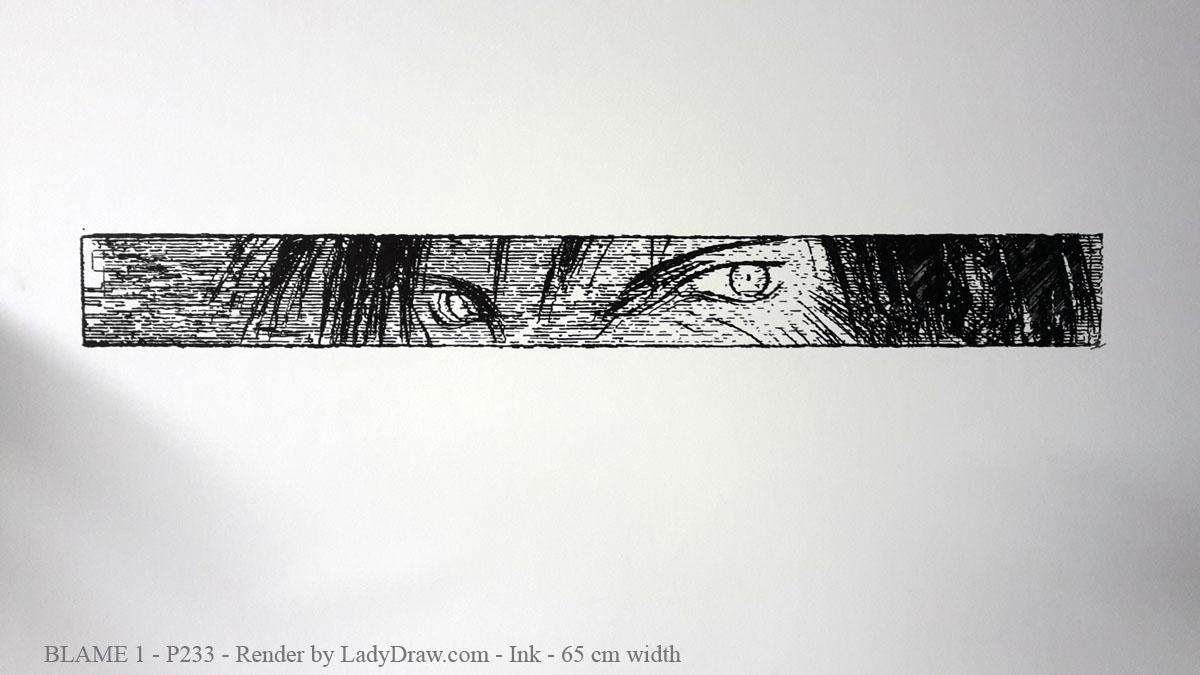 [RENDER] Blame8 – 7500 lines – 65 cm